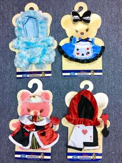 UniBEARsity x Alice in Wonderland Costume