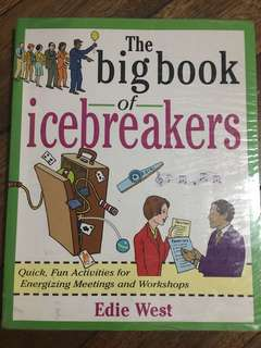 The Big Book of Icebreakers (Edie West)