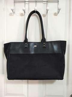 KIKKI-K Black Laptop Bag