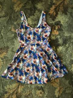 Chicabooti Floral dress