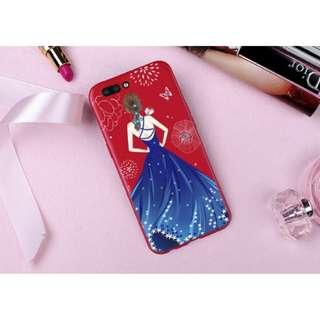 Beauty Oppo F3 Plus Rubber Case