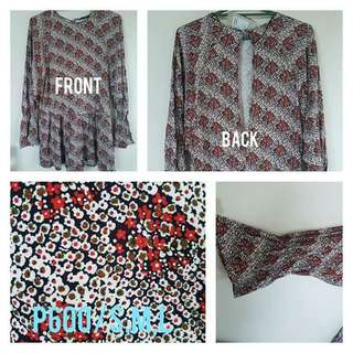 Branded Zara clothes