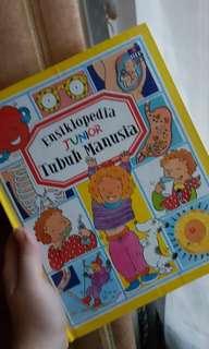 Buku ensiklopedia junior import