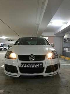 VW Golf SG