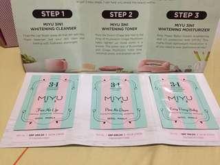 6 Miyu samples