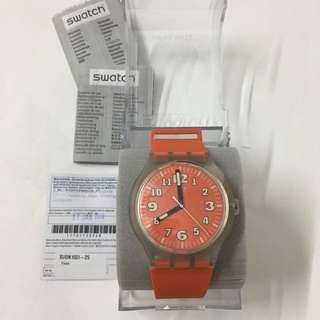 New Swatch Swiss watch