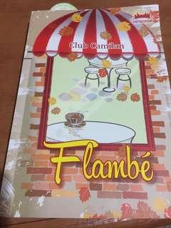 Novel Flambe