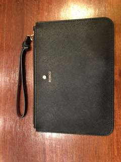 GENUINE Mimco Clutch - Genuine Leather