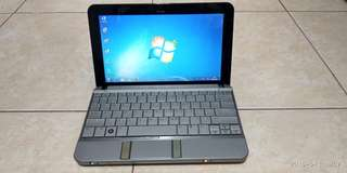 Notebook HP Mini 2140 Ram 2GB HDD 160GB