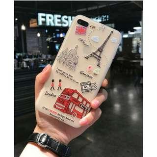 Soft iPhone 7/8 soft case