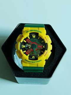 Authentic G-Shock Watch - used