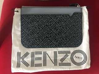 Kenzo clutch 手袋/銀包