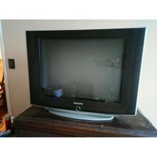 Samsung 29-inch Slimfit Flat Screen TV (Model: CS-29Z45HE)