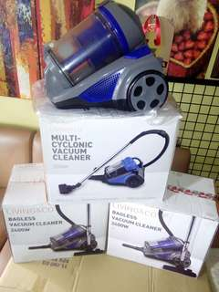 New Arrived Vacuum Bagless cleaner
