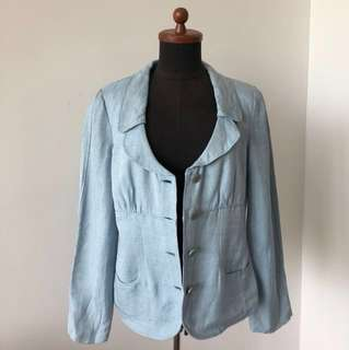 Armani Collezioni Jacket (Made in Italy 🇮🇹)( Wife Maternity Sale )