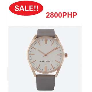 SALE! NEW Nine West Watch 2800php only