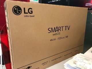 Brand New LG Smart TV super cheap