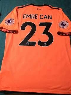 Liverpool Away Third Kit
