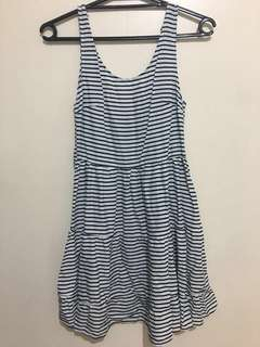 H&M Striped Dress