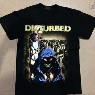 "Disturbed ""Ten Thousand Fists"" Shirt."