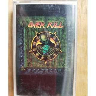 OverKill -  Horrorscope (cassette)