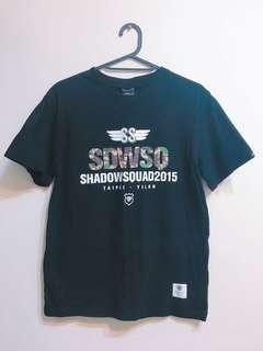 🚚 Squad 台北宜蘭2015限定版短踢