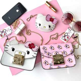 Furla Metropolis X Hello Kitty