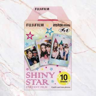 Instax Film - Shiny Star