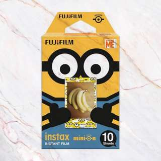 Instax Film - Minion