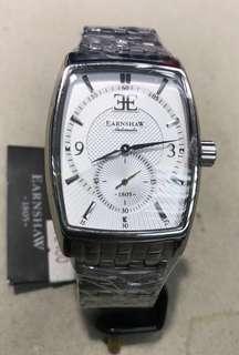 原價六折賣 代購 香港 父親節 大錶 自動手表⌚️ Earnshaw 1805 ES-8009-22