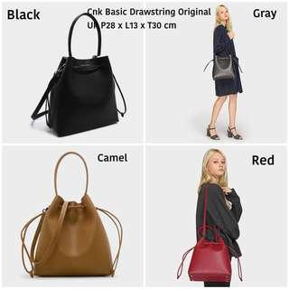 BEST SELLER!!!! RAMADHAN SUPER SALE!!!! CHARLES AND KEITH TAS IMPORT WANITA WITH PREMIUM QUALITY GRABITFAST BEFORE SOLD OUT