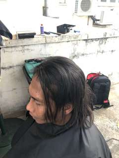 Fades. Haircuts.