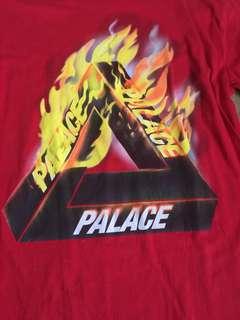 🚚 Palace 火焰 m