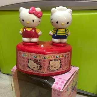Hello Kitty & Daniel 擺設錢箱