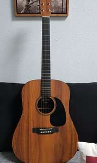 Martin Acoustic Guitar DX2KAE