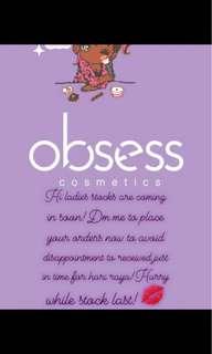 Obsess Cosmetics