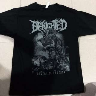 """Benighted Band """"Brutalize The Sick"""""""