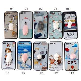 Squishy Iphone Case 6/6plus/7/8/7 plus