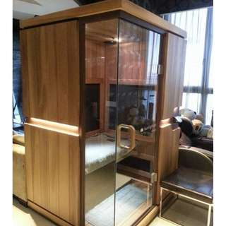 Sunlighten mPulse - 2 person Infra Sauna (System still under Warranty)