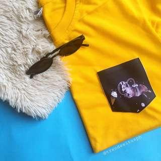 custom pocket tees