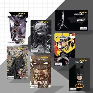 Batman Custom Ezlink Card