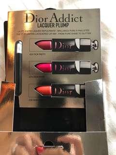 Authentic Dior Laquer Plump (Sample)