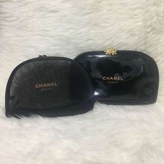 Chanel VIP Gift Pouch size