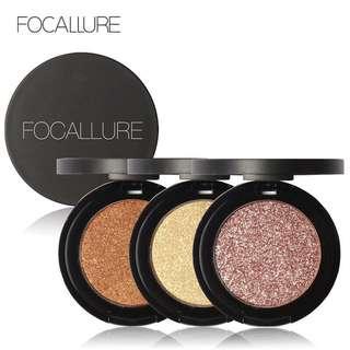 🦋BFOCALLURE Beauty Metallic Makeup Matte Eyeshadow Palette🦋