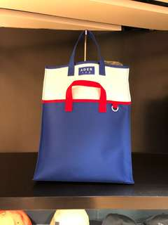 ADER error Twin Tote Bag (Blue and white) 韓國 紅白藍
