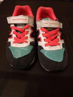 🚚 《🚫免運費》new balsnce二手寶寶鞋17cm
