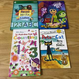 Toddler Educational Books