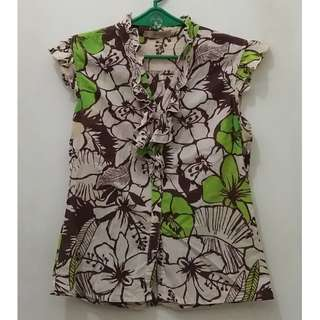 RUSH!!! Floral Top