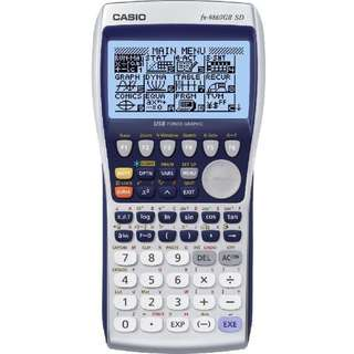 Casio FX-9860G II SD Advanced Graphing Scientific Calculator