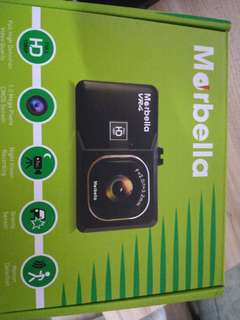 Car camcorder Morbella (new unused)